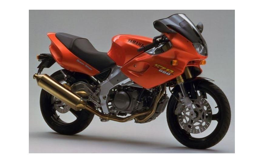 SZR 660 1996-2000