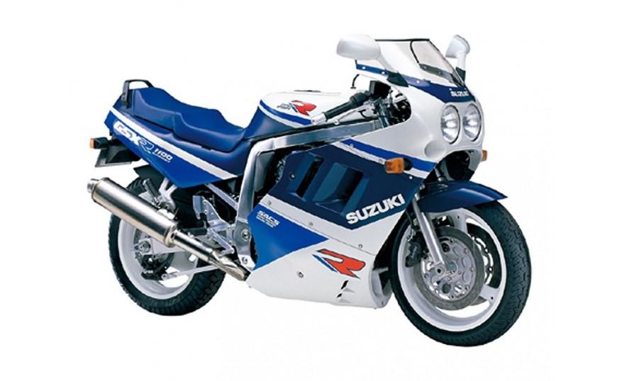 GSX-R 1100 1988-1990