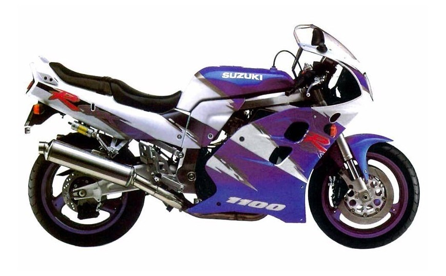 GSX-R 1100 1993-1994