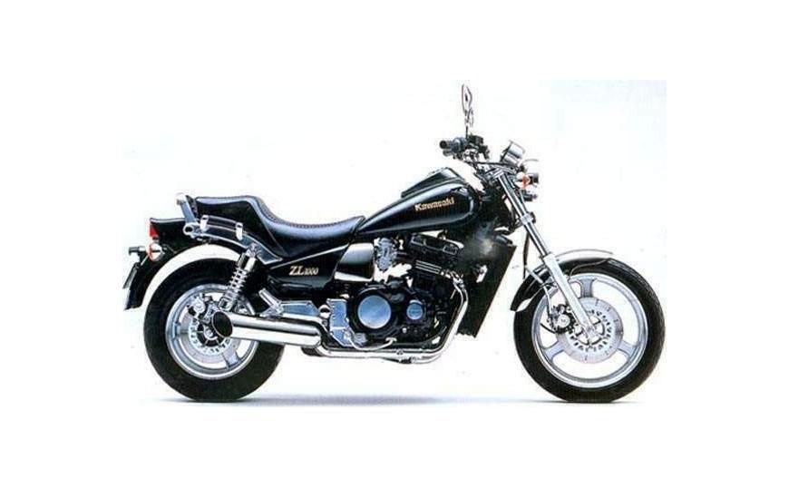 ZL 1000 Eliminator 1987-1988