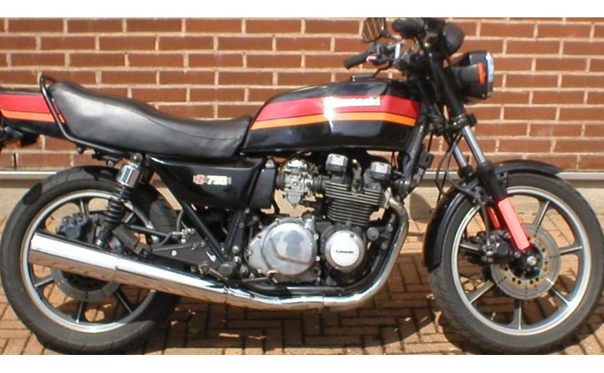 Z 750 L 1984