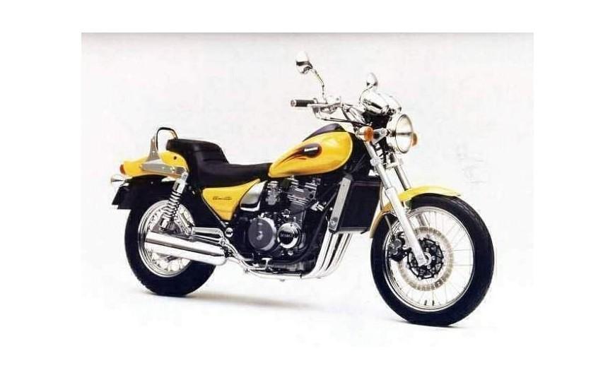 ZL 600 Eliminator 1986-1987