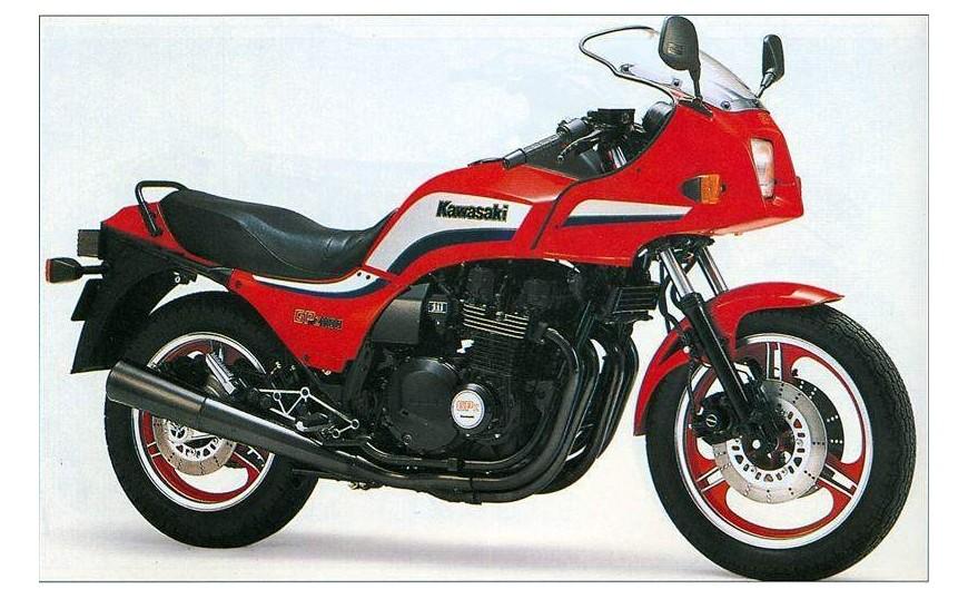 GPZ 1100 1984-1985