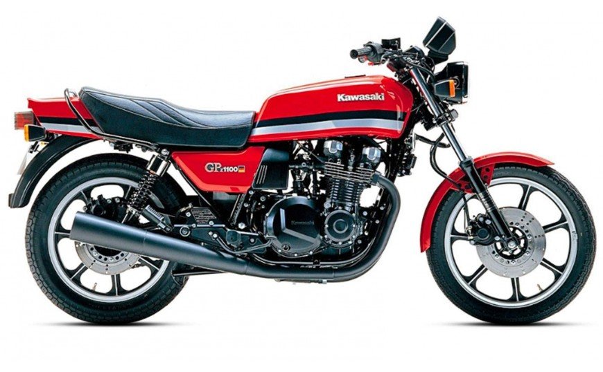 Z 1100 GP 1983