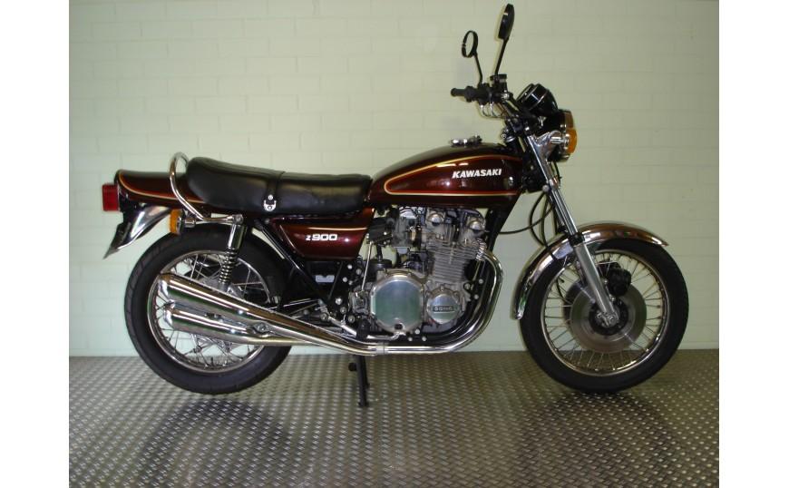 Z 900 1972-1976