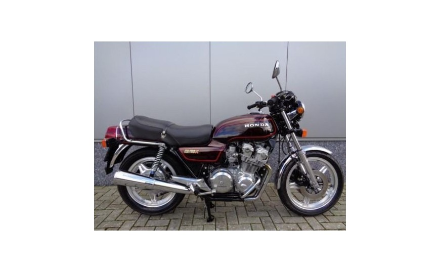 CB 750 KZ (RC01) 1979-1980