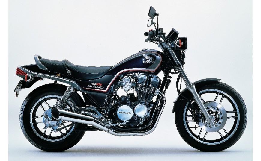 CBX 650 E Nighthawk (RC13) 1983-1985