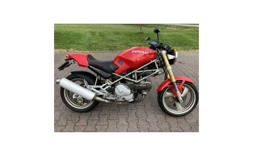 Monster 600 1992-2002
