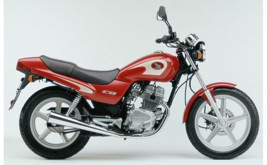 CB 250 TF (Two Fifty) MC24