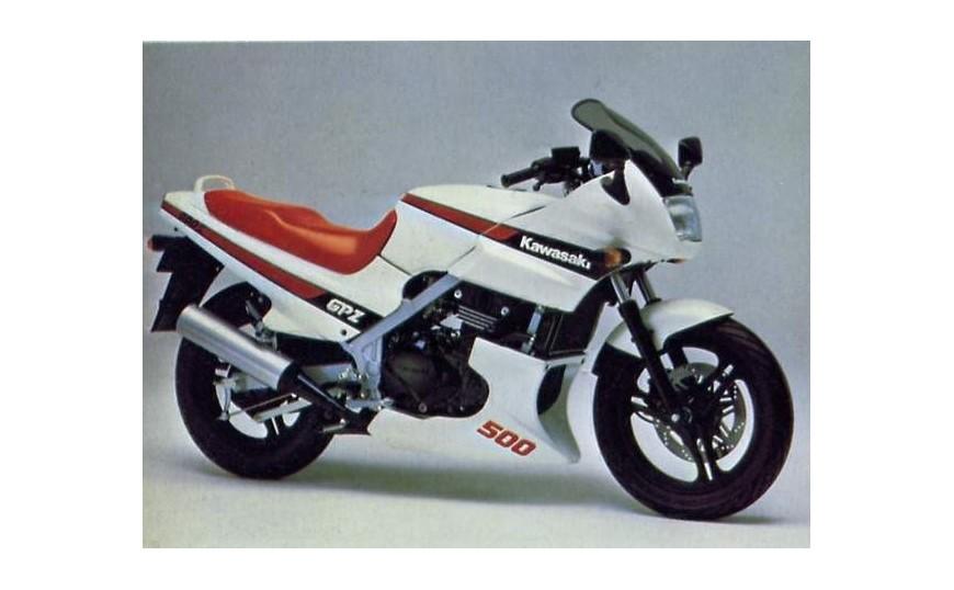 GPZ 500 S 1987-1992