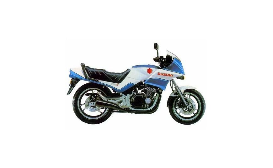 GSX 550 EF/ES