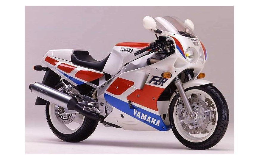 FZR 1000 Exup 3LE 1989-1990