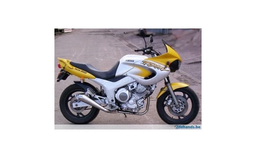 TDM 850 1996-2000 (4TX)