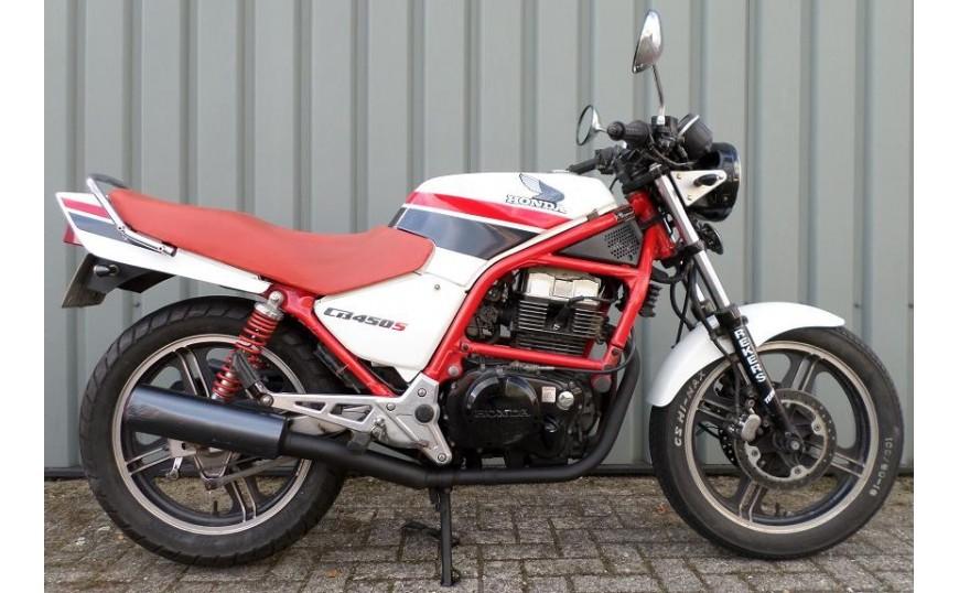 CB 450 S (PC17) 1986-1989