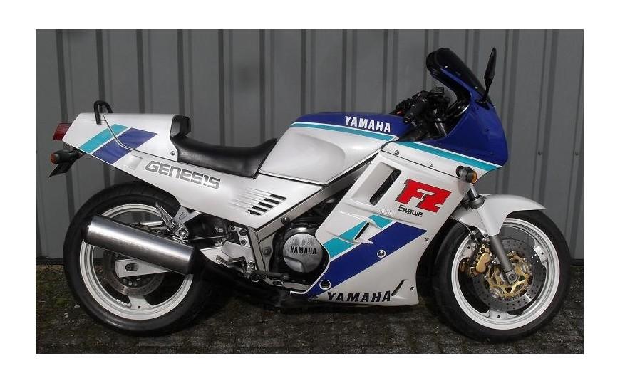 FZ 750