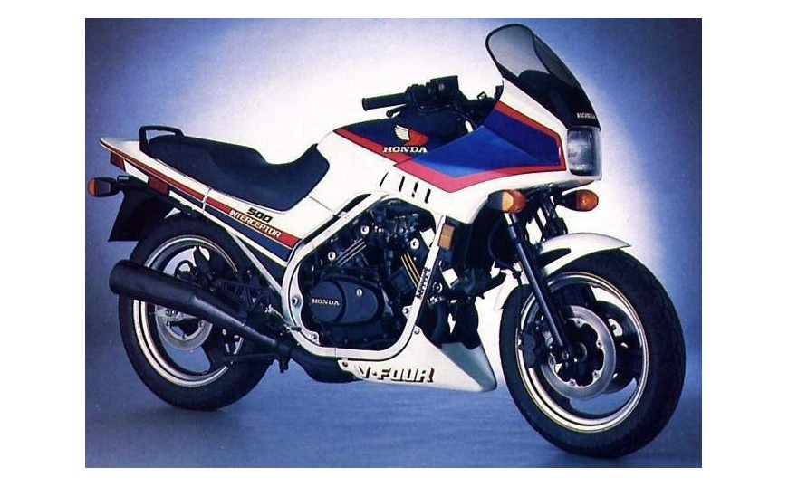 VF 500 F Interceptor PC12 1984