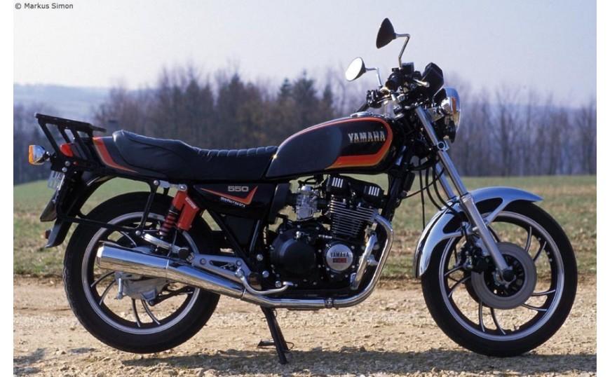 XJ 550