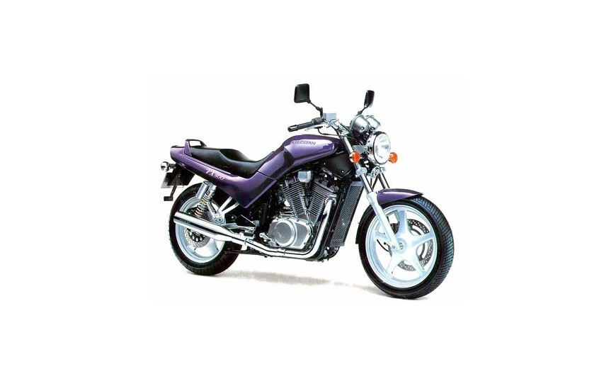 VX 800 1990-1997