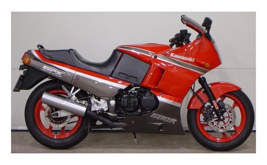 GPX 600 R (ZX600C) 1988-1994