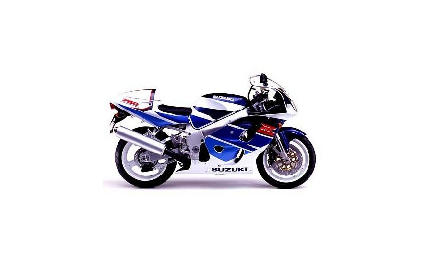 GSX-R 750 SRAD 1996-2000