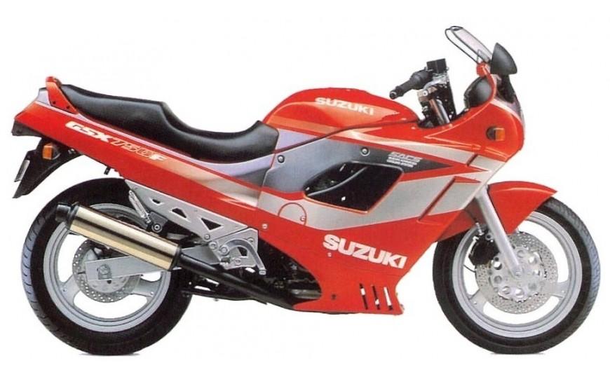 GSX 750 F (GR78A) 1987-1997