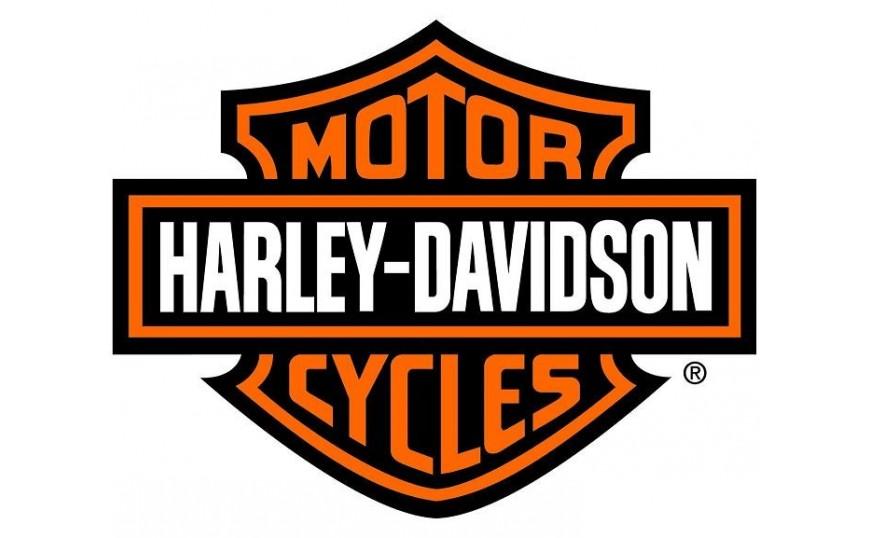 Harley Davidson gebruikte motorfiets onderdelen