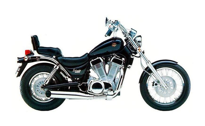 VS 1400 Intruder 1987-2005