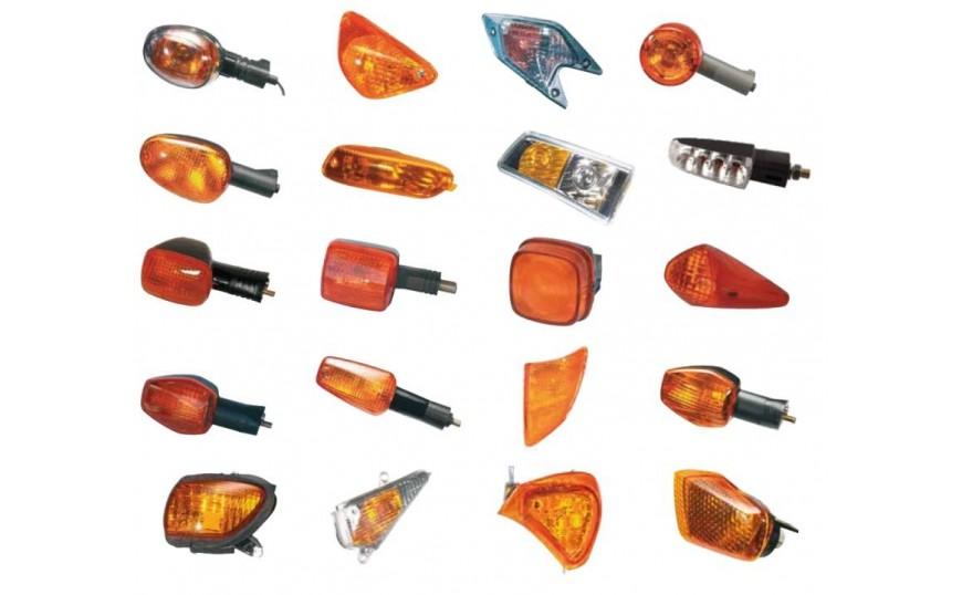 Knipperlichten gebruikt/nieuw