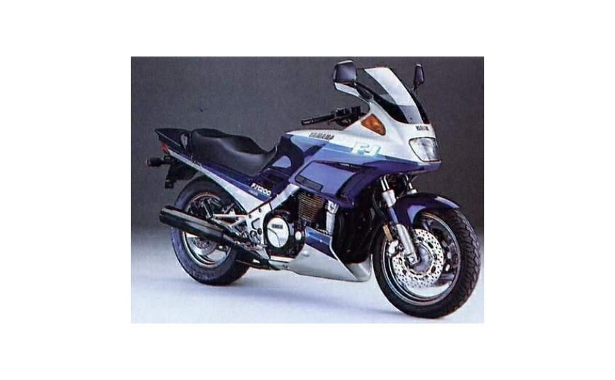FJ 1200 A (ABS)
