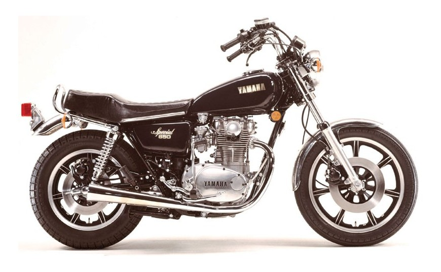 XS 650 SE Special