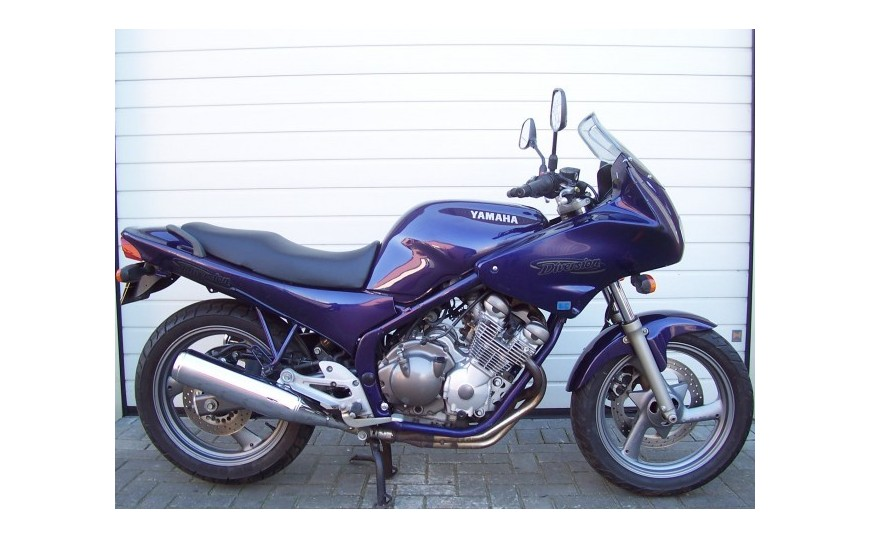 XJ 600 N/S Diversion 4BR 1992-1996